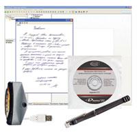 Модуль графологическая ручка