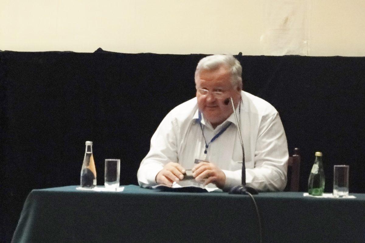 Семинар А.П.Сошникова в Сибирском представительстве Национальной школы детекции лжи